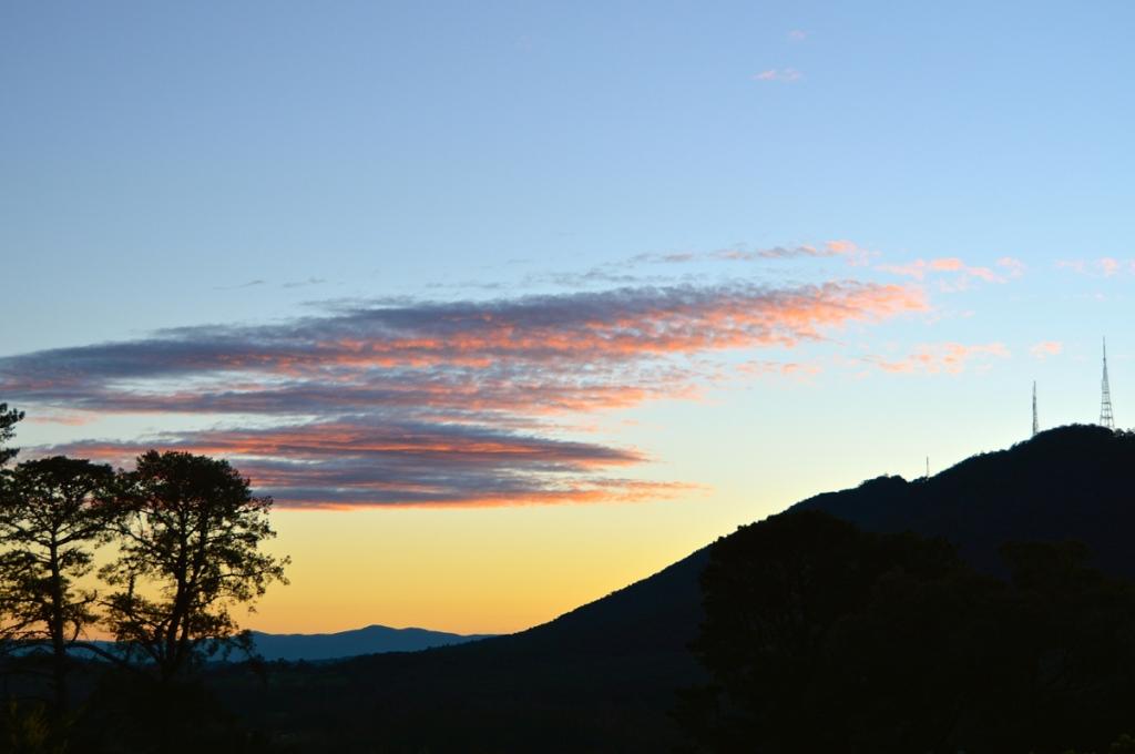 July 28 Sunrise