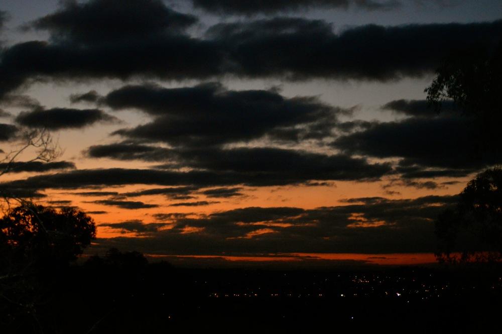 July 2 Sunset - Melbourne