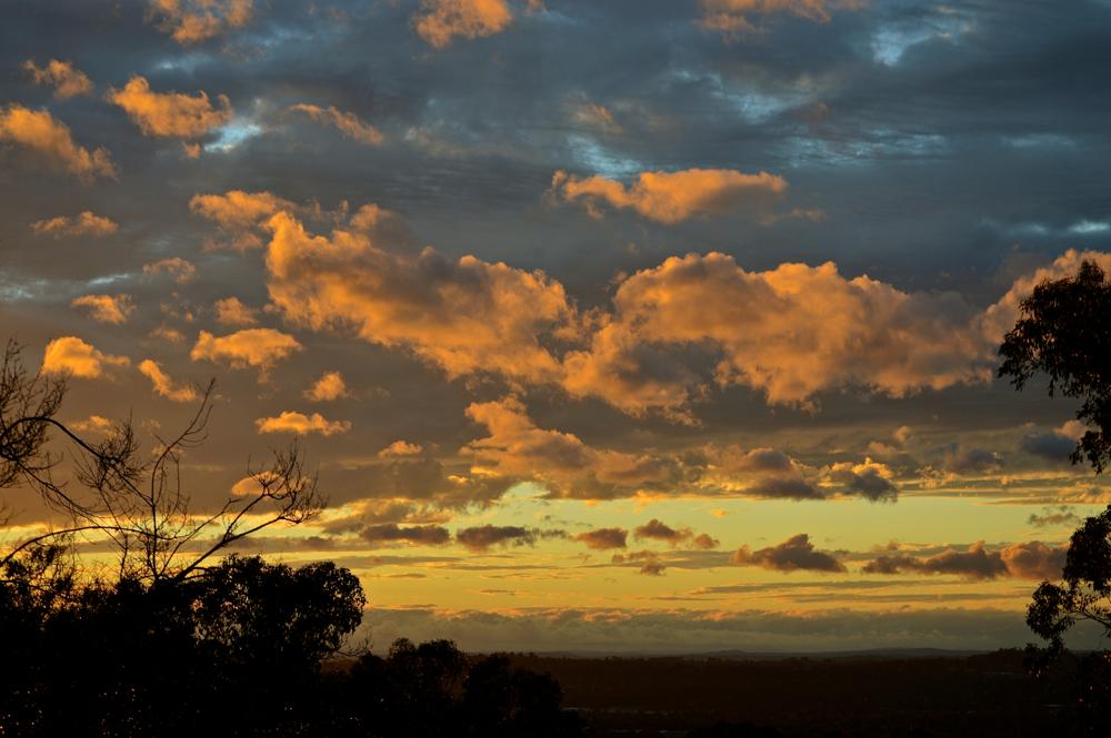 Sunset July 8/14