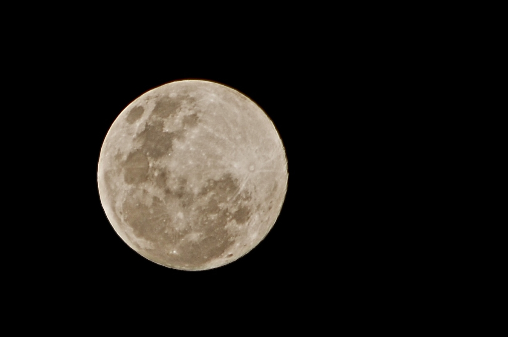August 10 Super moon