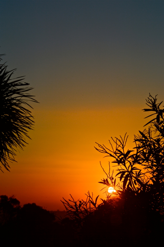 August 14 sunset 2
