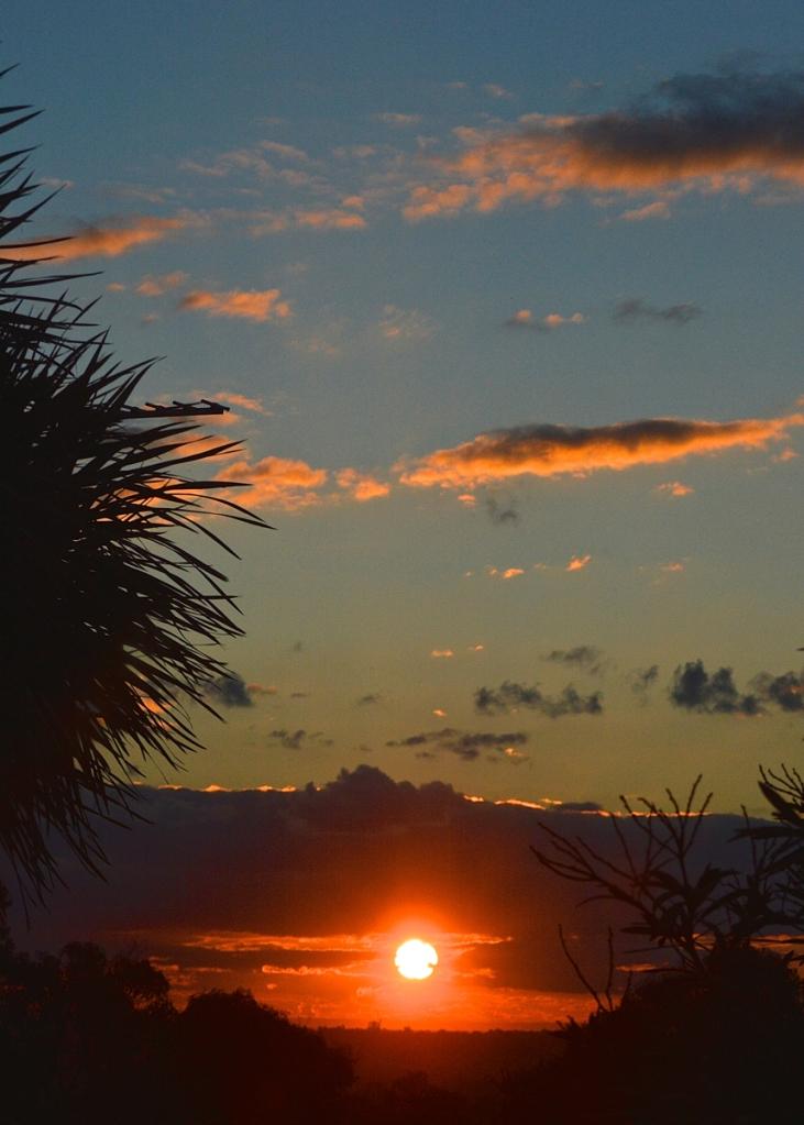 August 21 sunset 3