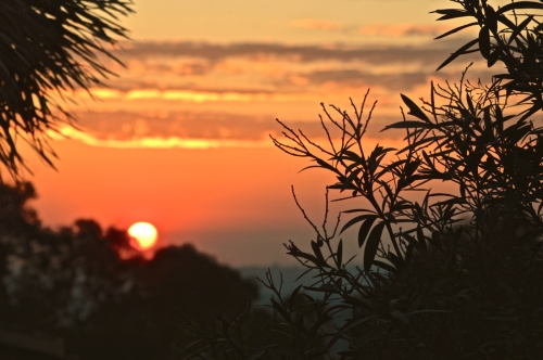 August 28 sunset 2