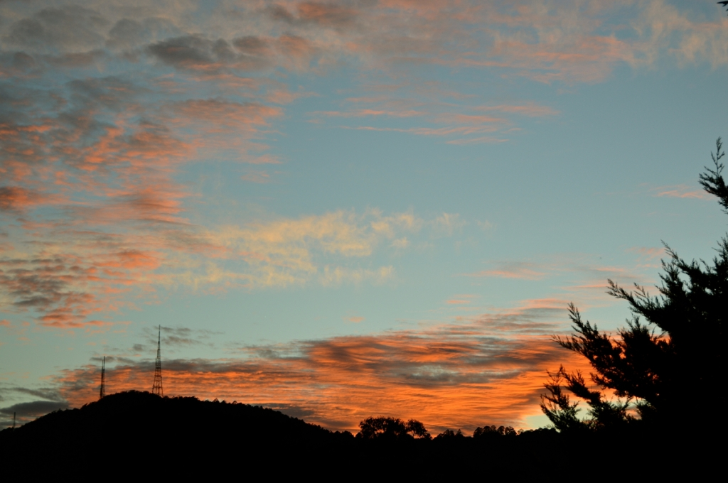 August 9 sunrise 3