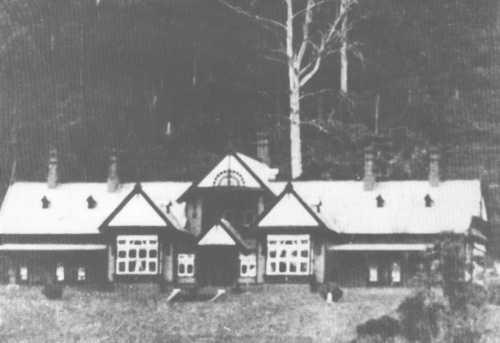 Doongalla Homestead circa 1920